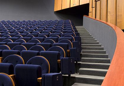 Théâtre national. Confort acoustique